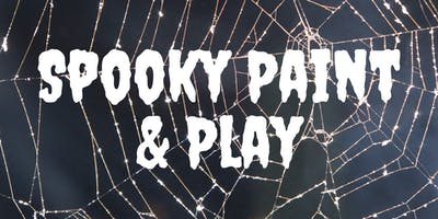 Spooky Paint & Play