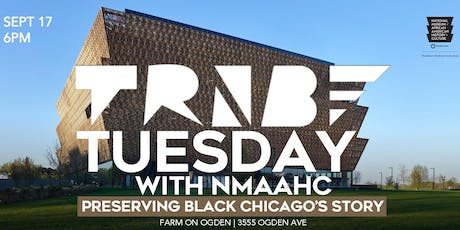 TRiiBE Tuesday: Preserving Black Chicago's Story with NMAAHC tickets
