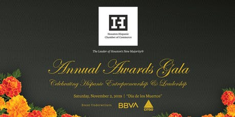 2019 Annual Awards tickets