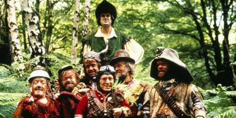 Terry Gilliam's TIME BANDITS tickets