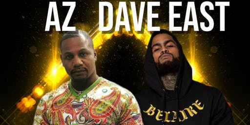 THE BEST OF BOTH WORLDS: AZ & DAVE EAST PERFORMING LIVE!