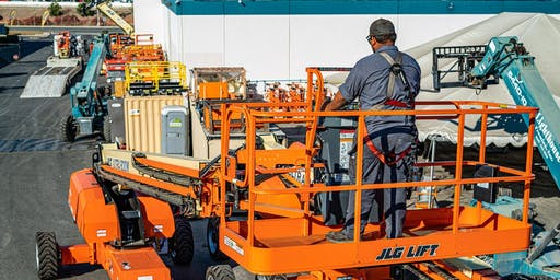 MEWPs Training and Certification for Boom & Scissor Lifts