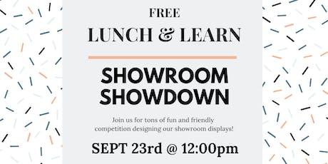 Showroom Showdown Lunch & Learn tickets