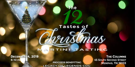 4th Annual 12 Tastes of Christmas - Martini Tasting tickets