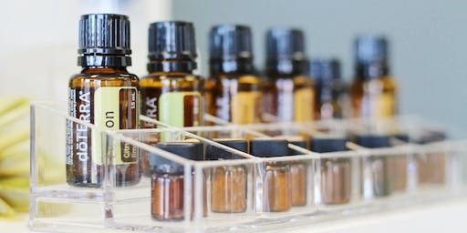 Essential Oils Make and Take event