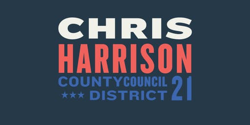 Kickoff Campaign Fundraiser to elect Chris Harrison for Council District 21