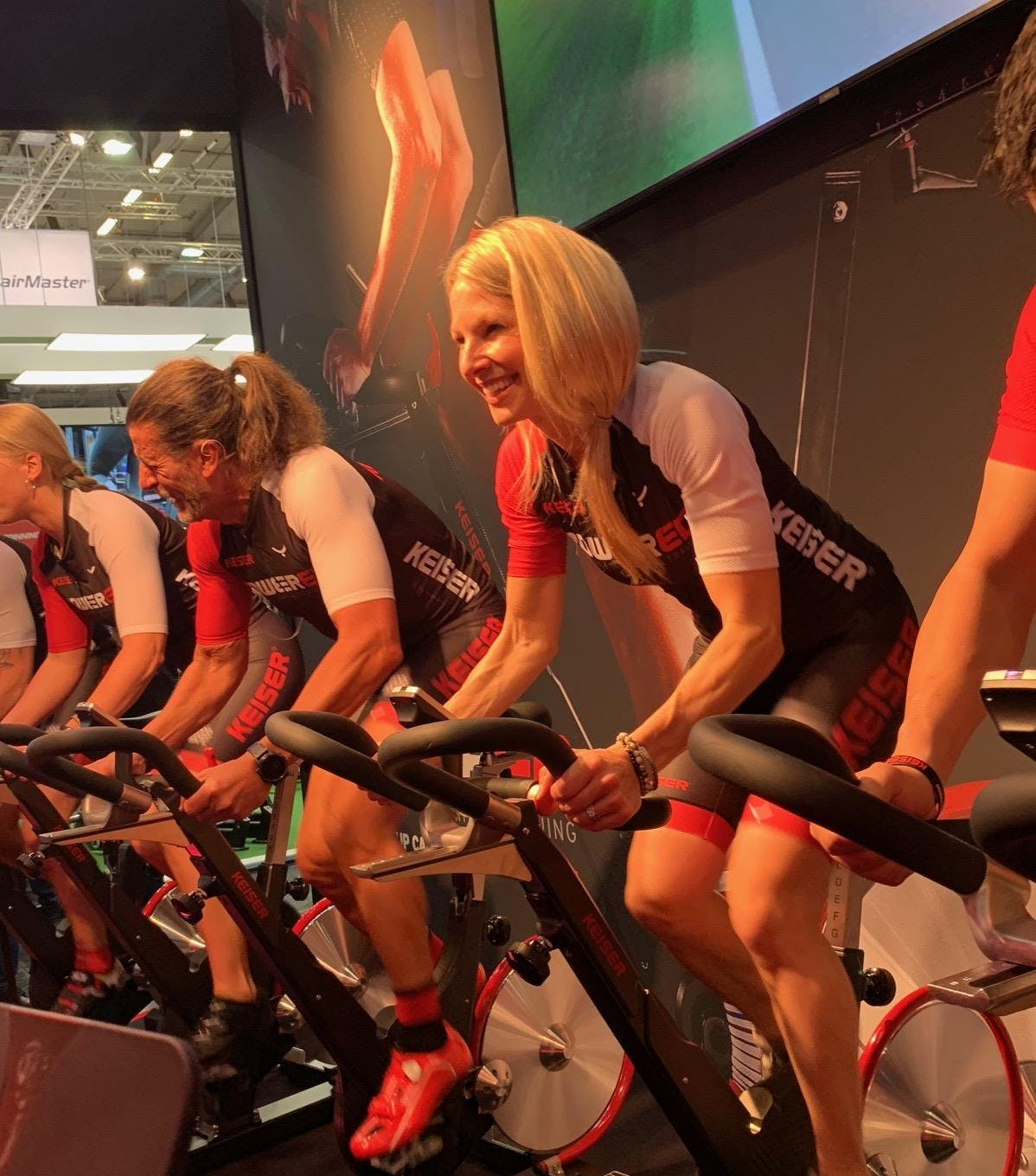 Keiser Indoor Group Cycling - FOUNDATIONS CERTIFICATION