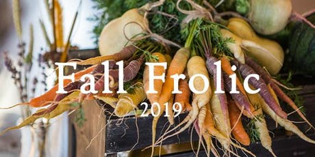 Fall Frolic  2019 tickets