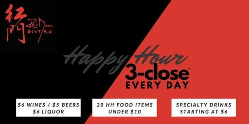8-Hour Happy Hour on Las Olas