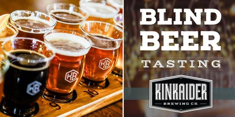 Blind Tasting at Kinkaider tickets