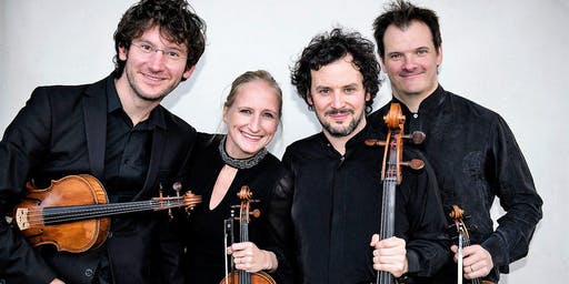 Navarra String Quartet in Concert