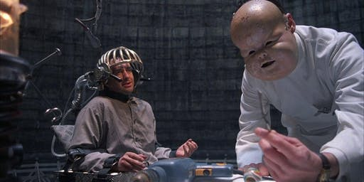 35mm screening of Terry Gilliam's BRAZIL