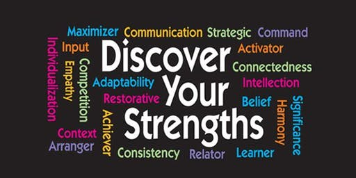Strengths Education Session for Entrepreneurs/Small Business Owners