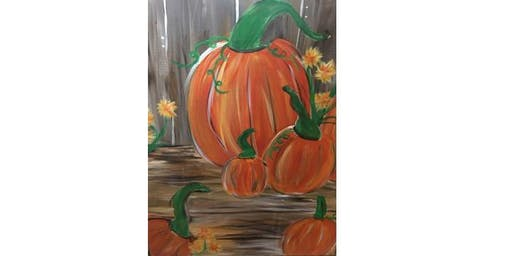 Shamrock Athletic Club - Pumpkins Fundraiser - Paint Party