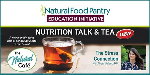 NFP Talk and Tea:  The Stress Connection