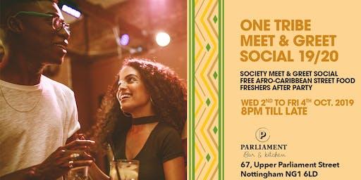 One Tribe Meet & Greet Social 19/20