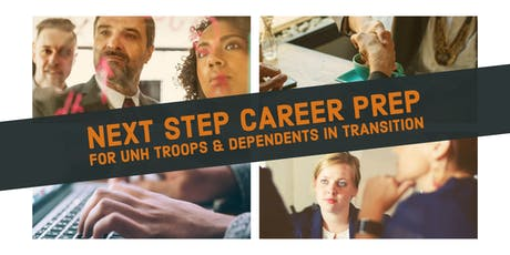 UNH MVS Next Step Career Prep tickets