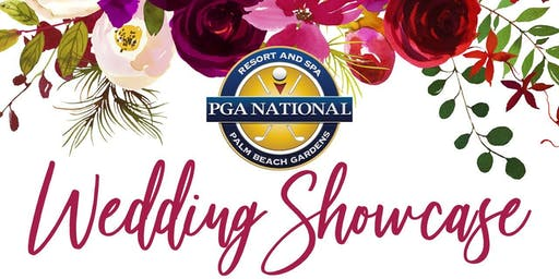 PGA National Wedding Showcase