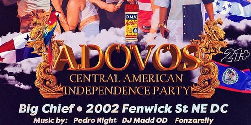 ADOVOS: A Central American Independence Day Party (SOLD OUT!)