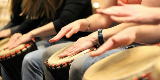Hand Drumming for Everyone