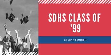 South-Doyle High School Class of 1999 Twenty Year Class Reunion tickets