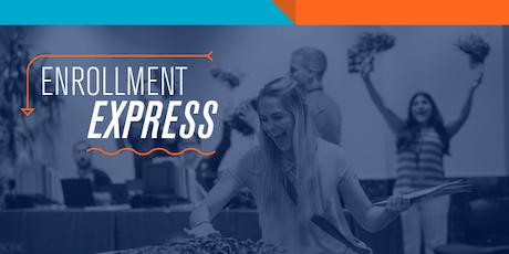 Merced Campus Enrollment Express tickets