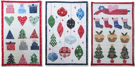 Christmas Miniatures Quilt with Julia Gahagan tickets