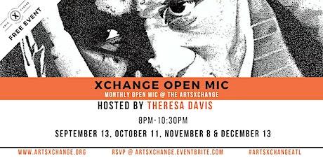 XChange Open Mic tickets