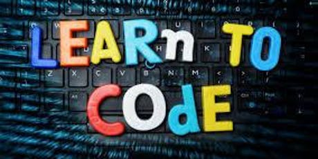 Adults- Learn To Code tickets