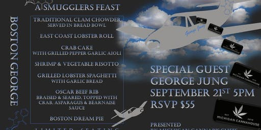 A Smugglers Feast with Boston George Jung