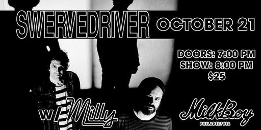 Swervedriver w/ Milly