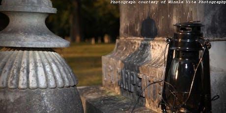 Evergreen Cemetery Lantern Tours tickets