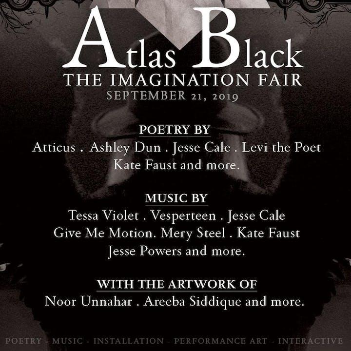The World of Atlas Black