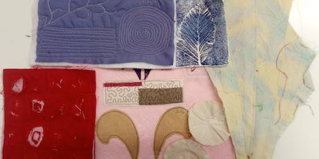 Textile Art Weekend Workshop (2 days) tickets