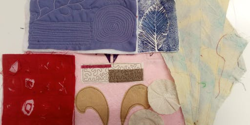 Textile Art Weekend Workshop (2 days)