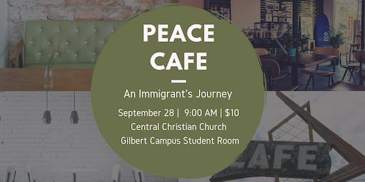 Amplify Peace Cafe