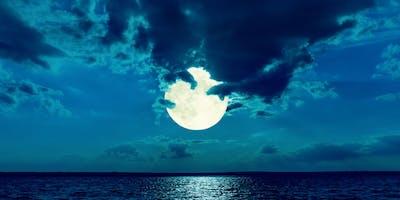 Full Moon Yoga + Sound Healing