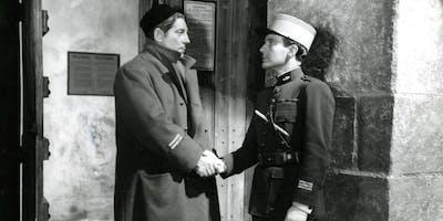 35mm special 8:15p screening of Jean Renoir's GRAND ILLUSION