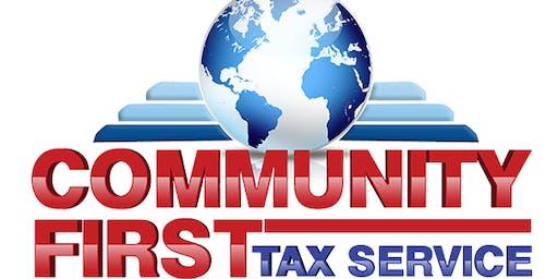 Tax Business Opportunities