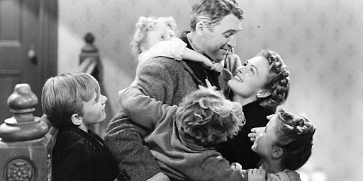 35mm special Xmas Eve Matinee of Capra's IT'S A WONDERFUL LIFE