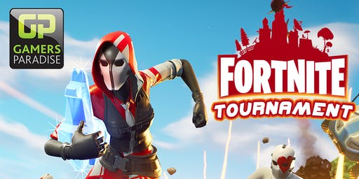 "Fortnite ""Earn the V-Bucks"" Tournament!"