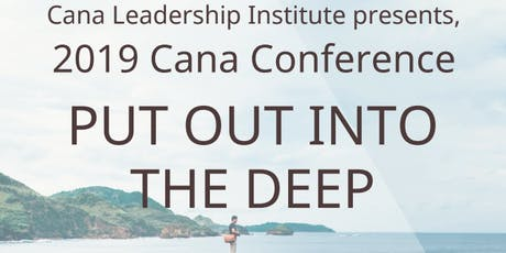 2019 Cana Conference  tickets