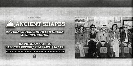 Ancient Shapes w/ Teenanger tickets
