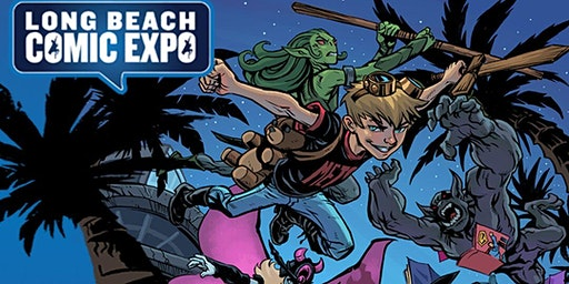 Long Beach Comic Expo 2020