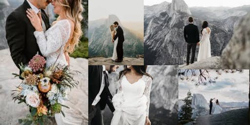Glacier Point Elopement Styled Shoot