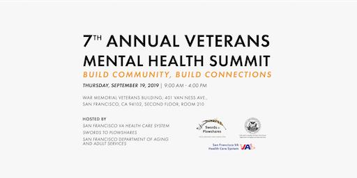 7th Annual Veterans Mental Health Summit