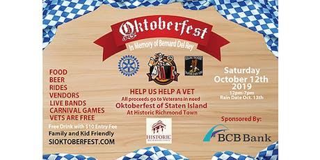 Staten Island Oktoberfest tickets