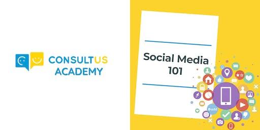 Social Media 101 - October 17th 2019
