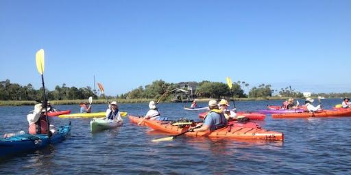 Save Our Waters Week 2019 Kayak Tour - RENT