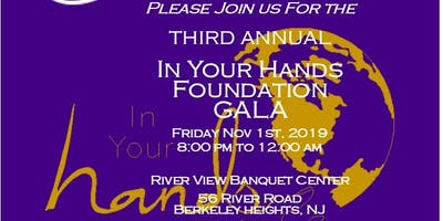 In Your Hands Third Annual Gala Dinner